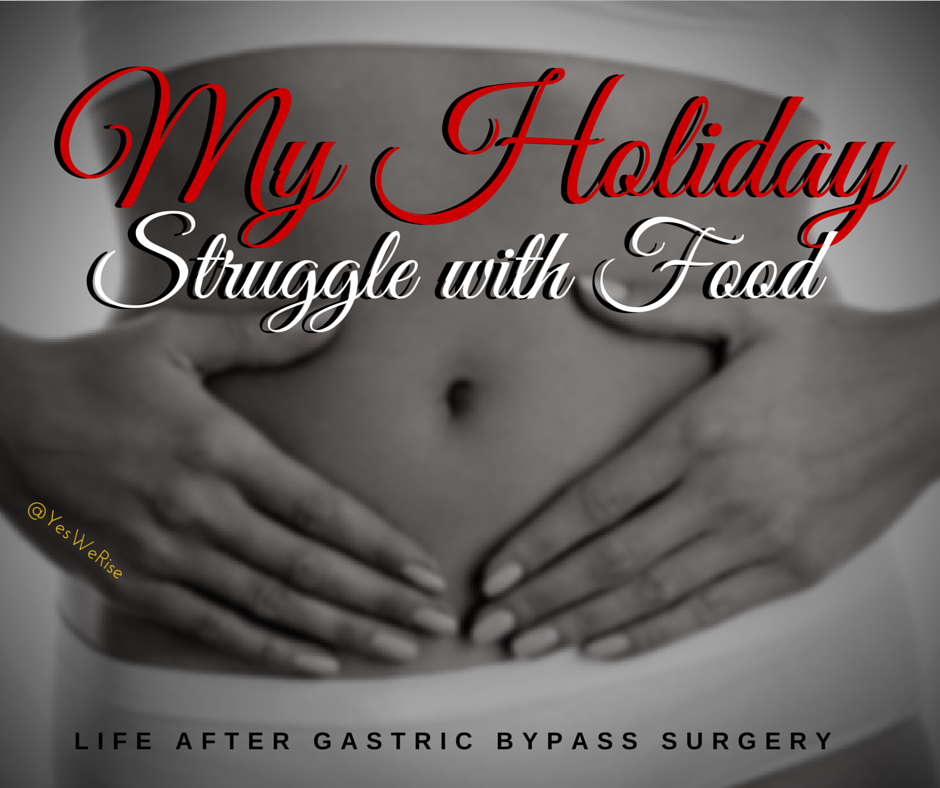 My holiday struggle with food | Yes, We Rise
