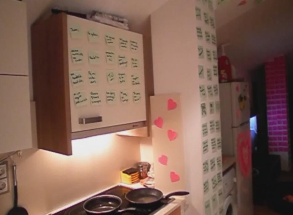 Regalos manuales de amor: enero 2012