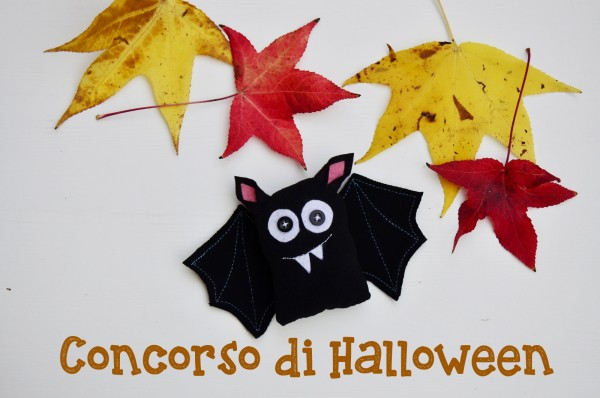 Concorso di Halloween: Vinci il mitico pipistrello - by Mostracci.com