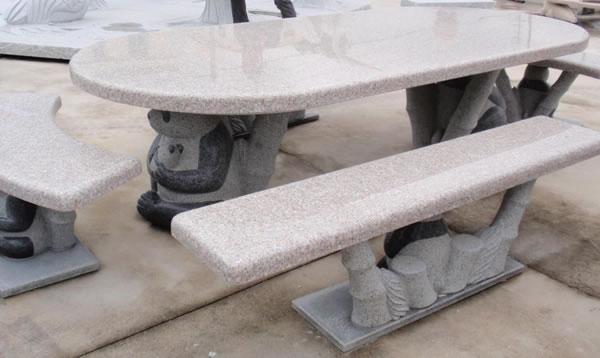 Decoracion Actual de moda: Muebles de Piedra para el Jardín