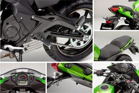 gambar motor ninja 400