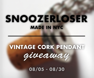 Snoozer Loser NYC Fashion Worldwide Giveaway