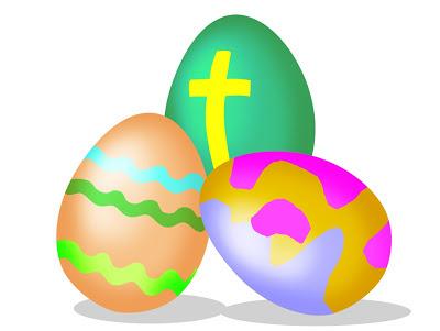 Simbol-simbol Telur Paskah Ukraina