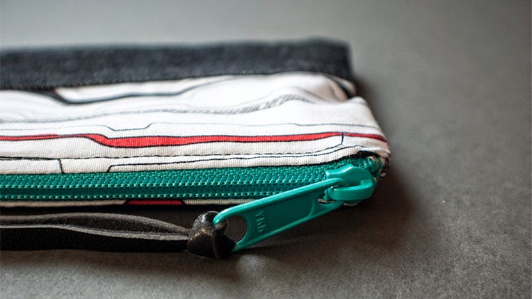 Simple Coin Purse DIY | www.isntthatsew.com