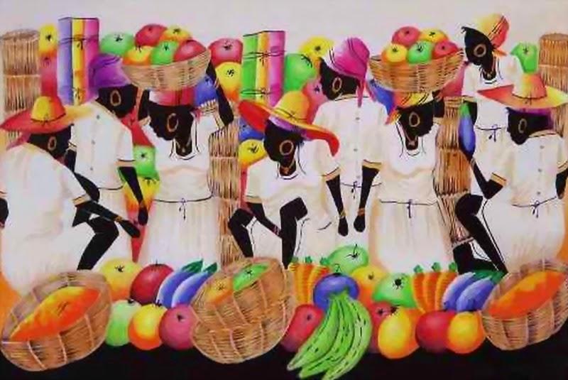 pinturas-decorativas-de-negras-africanas