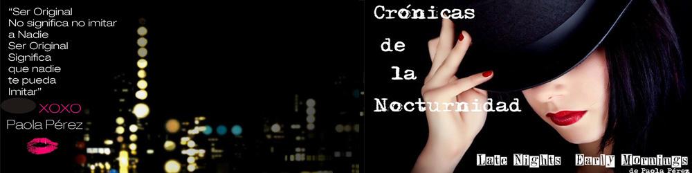 Cronicas de la Nocturnidad