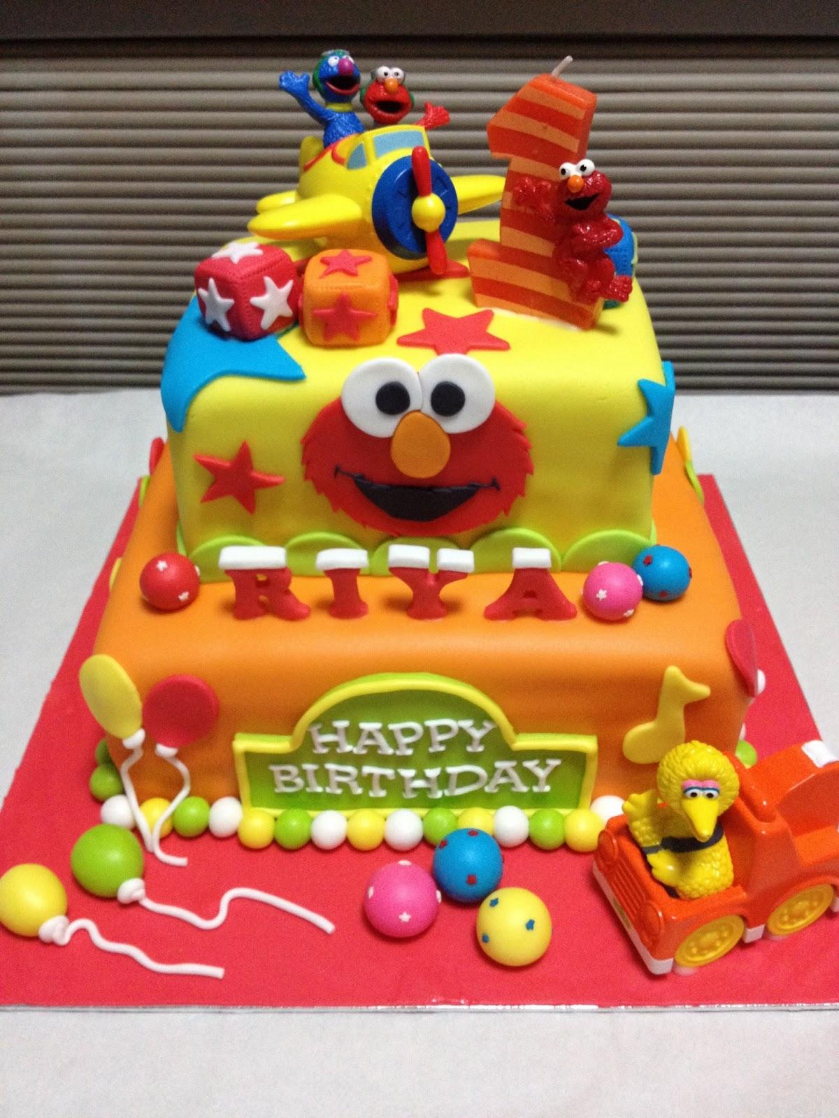 Cake Images With Name Riya : Oven Creations: Happy 1st Birthday Riya