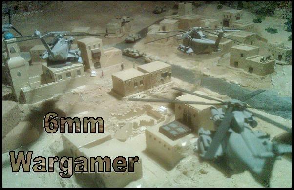 6mm Wargamer