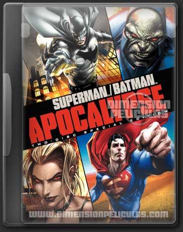 Superman / Batman: Apocalipsis (DVDRip Español Latino)