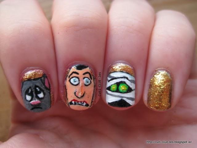 Nail art favourites of 2013
