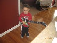 Collin, age 3