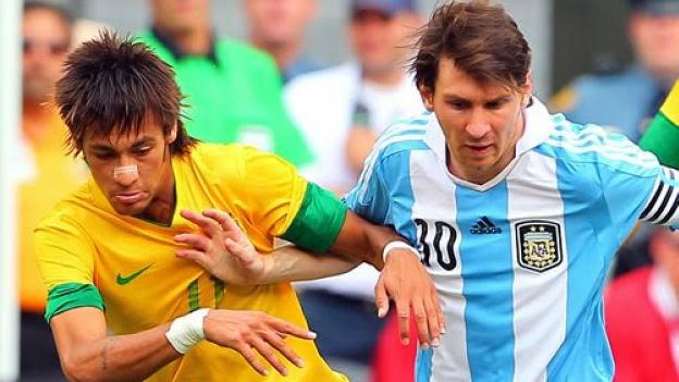 Ver Mundial Brasil 2014 gratis online en vivo mejores sitios Neymar Messi Brasil Argentina