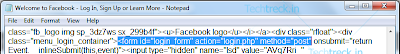 Facebook Phishing 2012