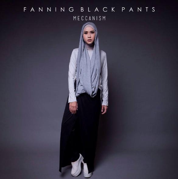 Contoh Gaya Casual Pakaian Muslim Wanita Ala Zaskia Adya Mecca Online Shoping Information