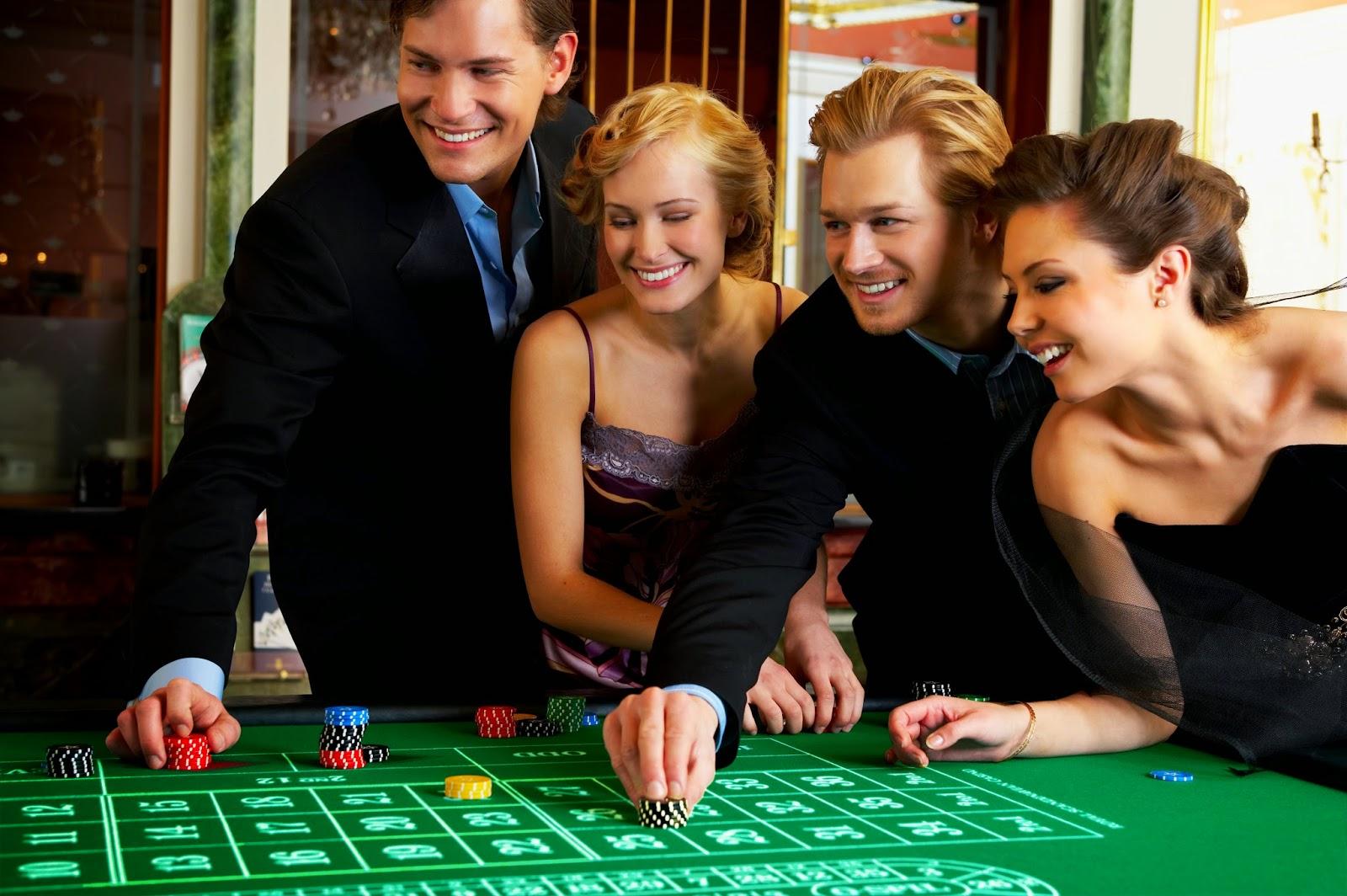 Casino cli program gamble in a casino