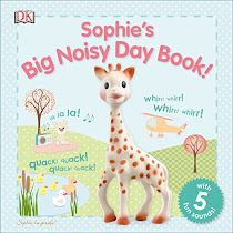 Giveaway - Sophie's Big Noisy Day Book