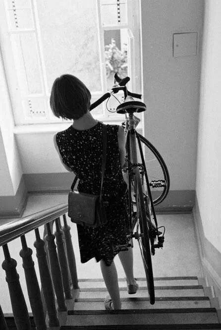 ...Be biker...
