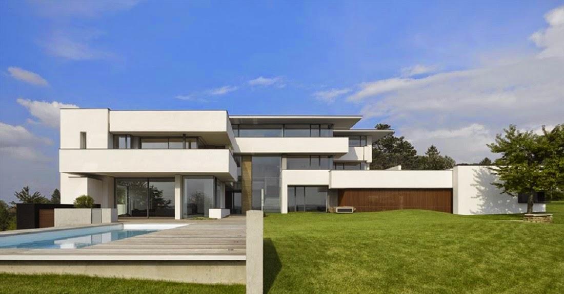 Di qua e di la architettura moderna the new york five for Architettura case