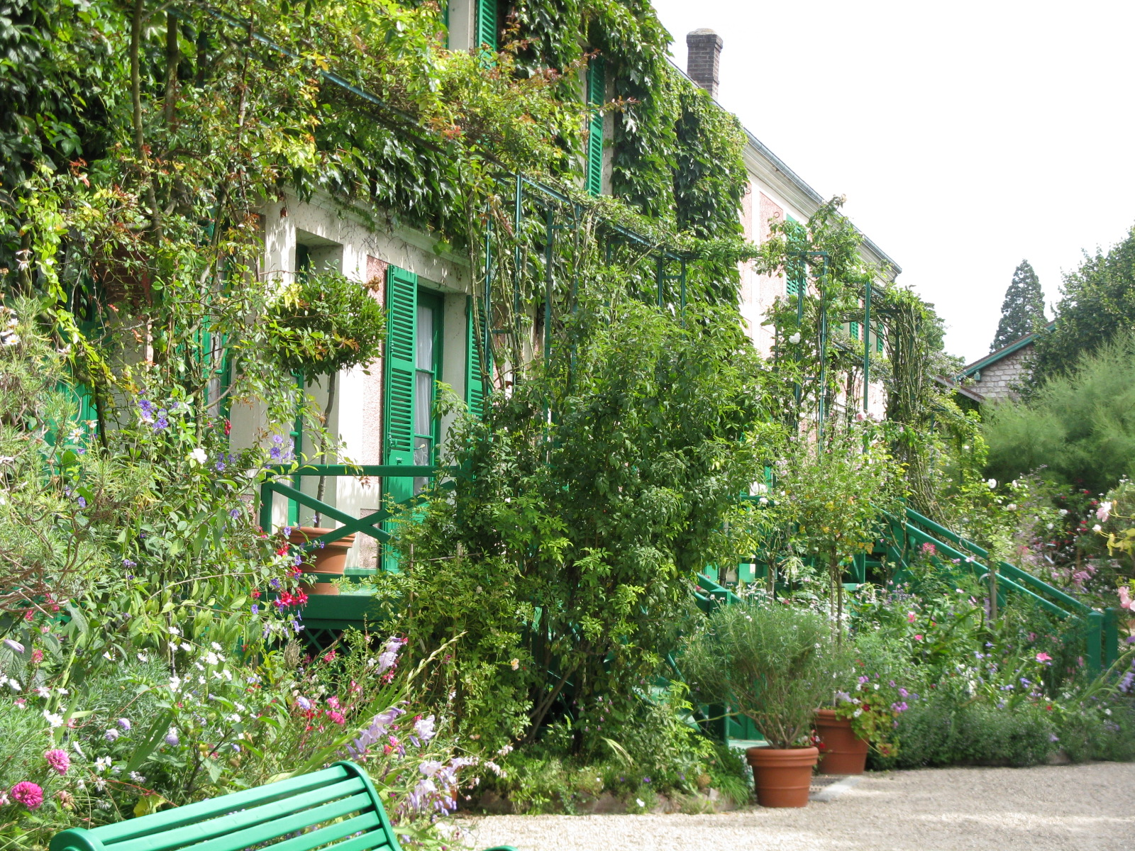 Phoebettmh travel france giverny tips and tricks for Monet home