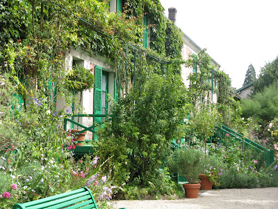 (France) – Giverney Garden - Claude Monet's House