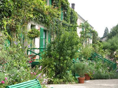 (France) – Giverney Garden - Claude Monet's House