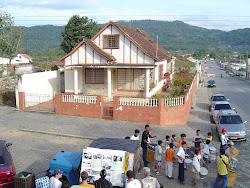 Antiga casa na Cel. Macedo.