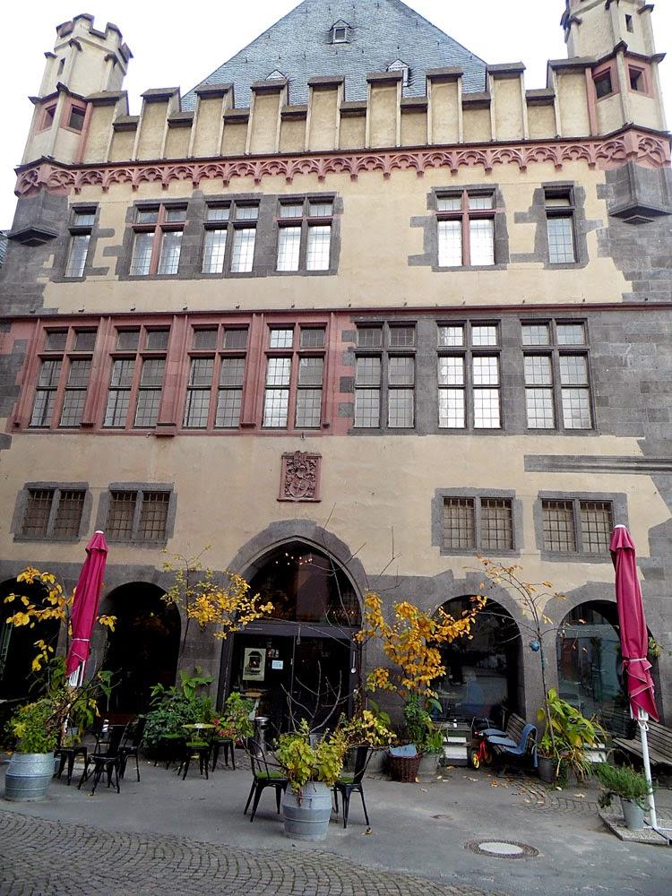 Steinernes Haus, Frankfurt