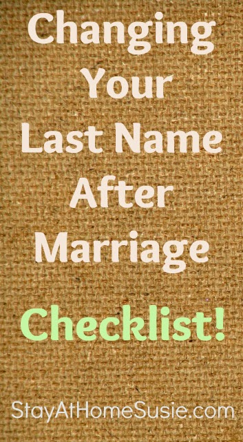 Changing name after marriage indiana appeal