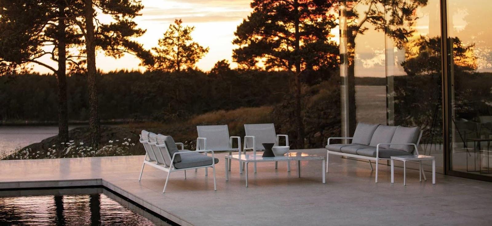 Kettal mobiliario para el jard n for Mobiliario para el jardin