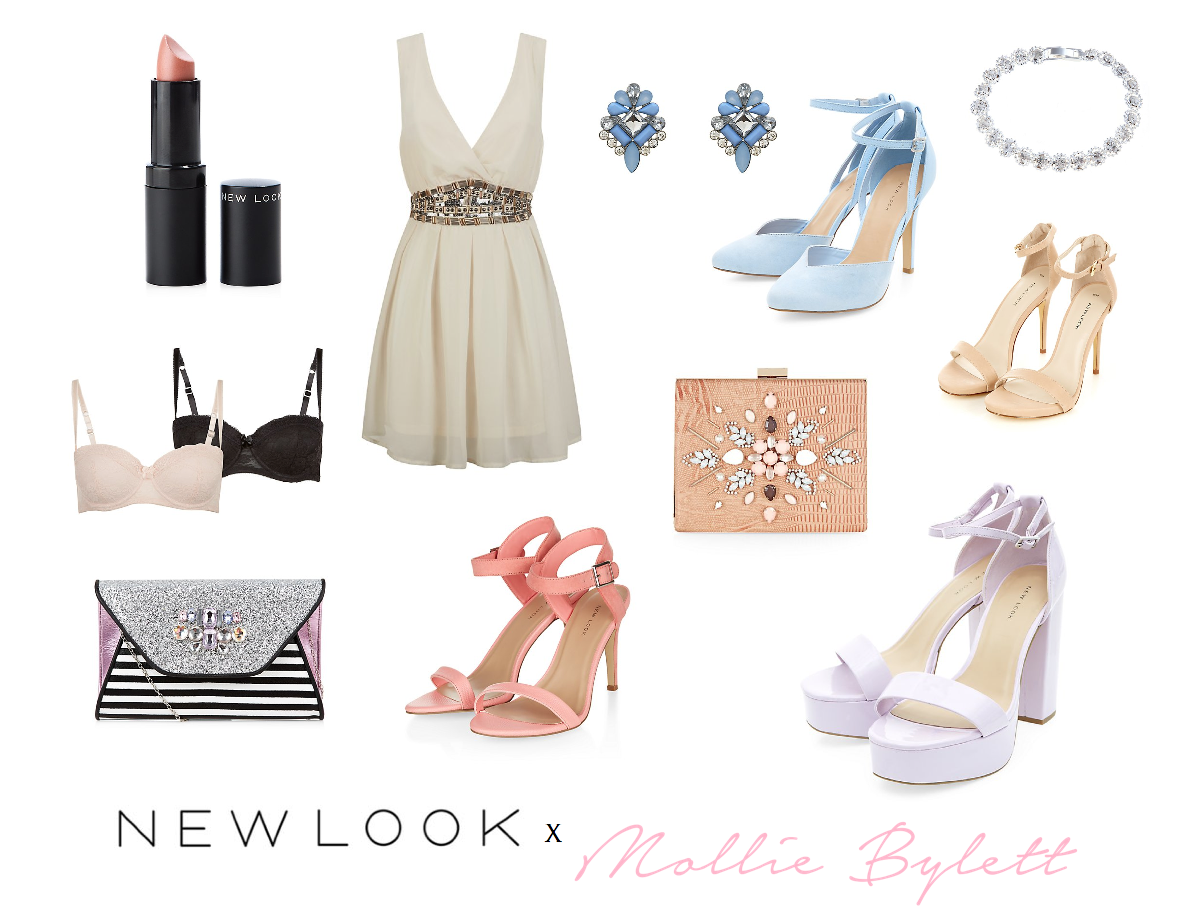 Time to get your Prom On! NEW LOOK GIVEAWAY ♡