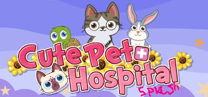Go to my Cute Pet Hospital blog!