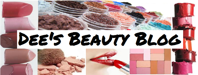 Dee's Beauty Blog