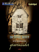 Cover of Graveminder by Melissa Marr