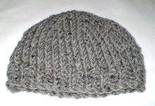 Stretchy chunky hat