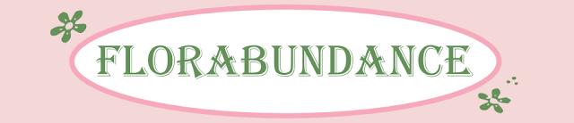Florabundance Virtual Flower Shop on Zazzle