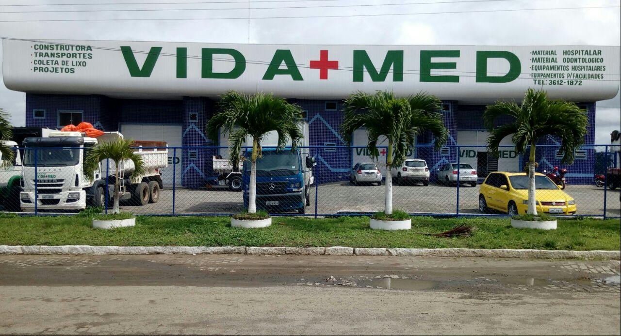 GRUPO VIDA MED - MATERIAL HOSPITALAR