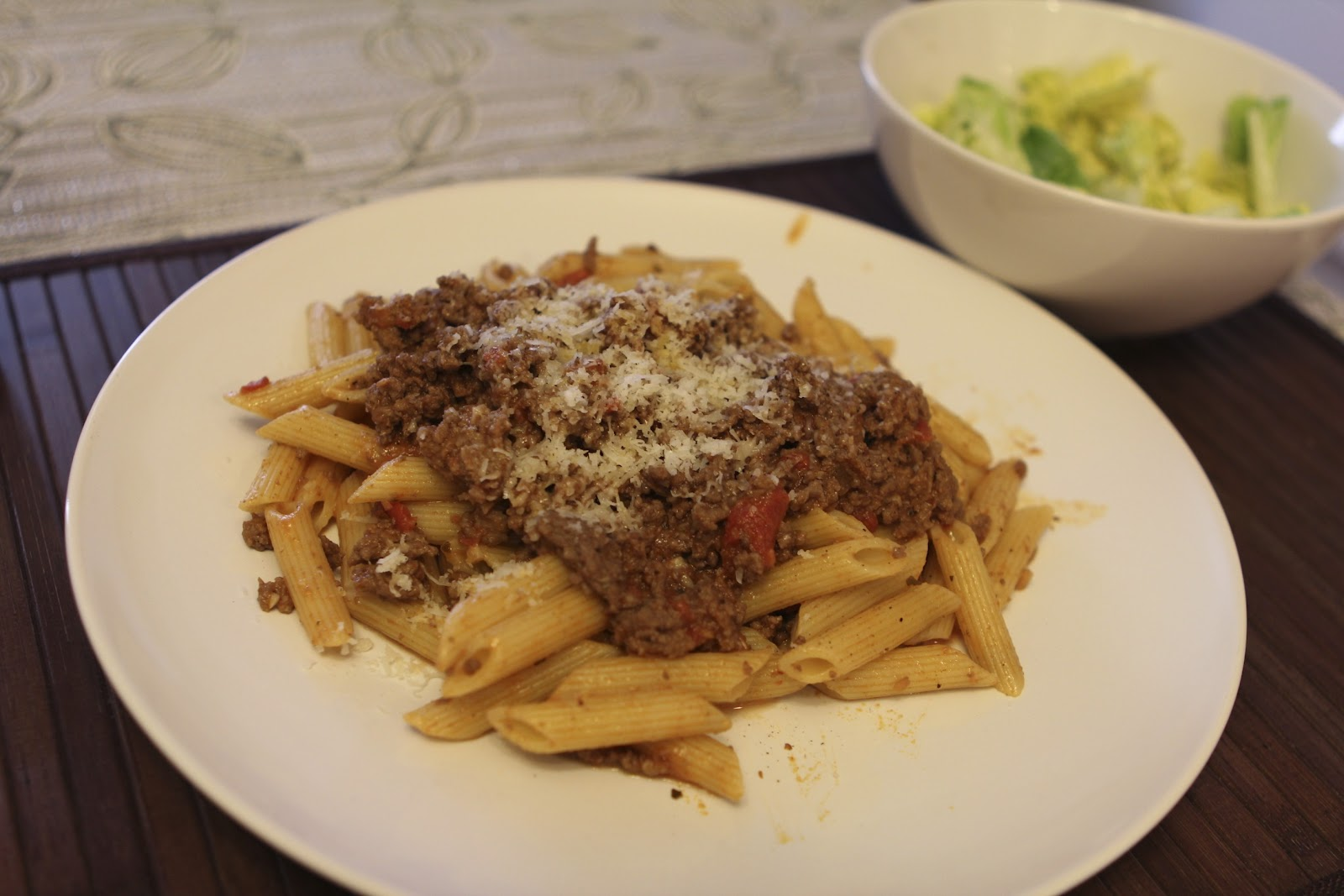 Weeknight Bolognese | À la Table Chez Sandy