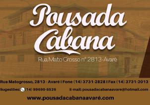 Colaborador -Pousada Cabana Avaré