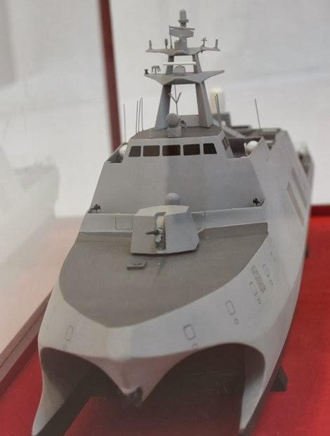 Đài Loan chuẩn bị hạ thủy tàu tên lửa cao tốc cực mạnh