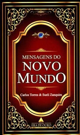 Lançamento Tocalivros: AudioBook Mensagens do Novo Mundo. R$21,50