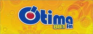 ouvir a Rádio Ótima FM 88,1 Brodósqui SP