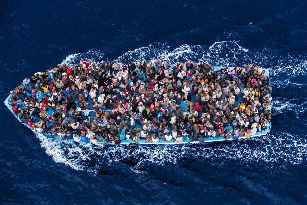 """""""Des crises migratoires bien plus graves toucheront bientôt la planète."""" Entretien -Thibault Isabel"""