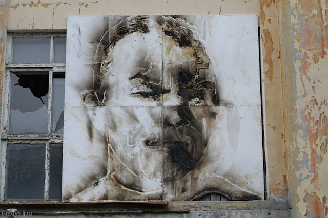 Burned Portraits