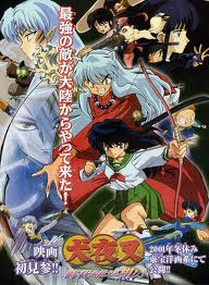 Free Download InuYasha Movie 1 : Affections Across Time