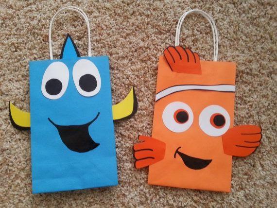 Decoración de Fiesta Infantil de Nemo : Fiestas Infantiles Decora