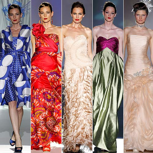 Pettegolezzo news barcelona bridal week novia d 39 art for Boda en jardin como vestir