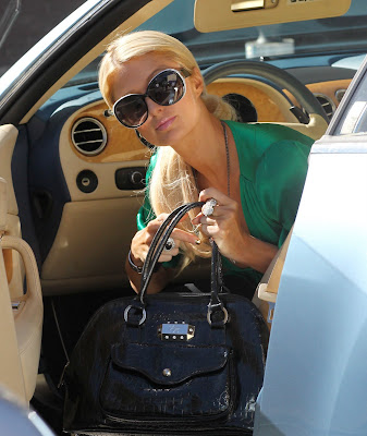 Paris Hilton Busty Candids