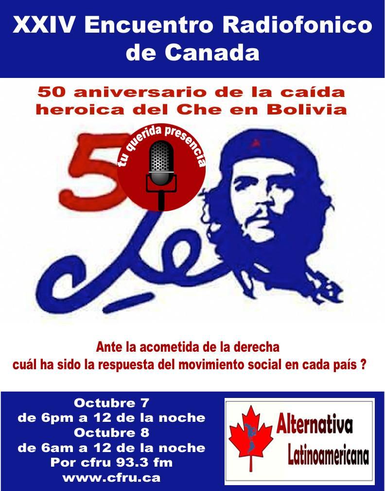 XXIV Encuentro Radiofonico de Canada