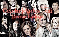 PAPARAZI a Celebridades en Tierras Latinas