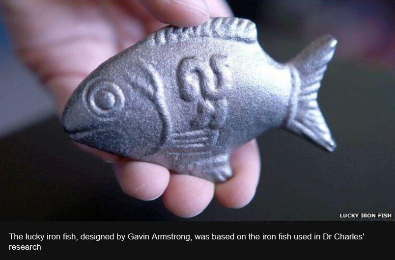 Lucky Iron Fish™